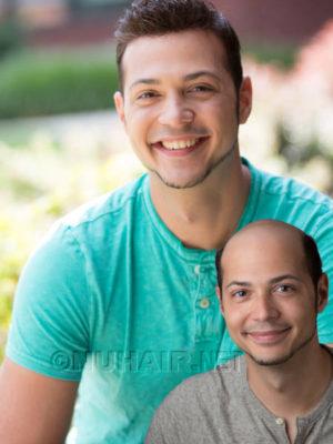 Bryan Men's Hair Restoration Hair Replacement System Dallas, DFW Texas